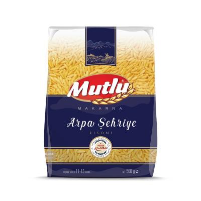 MUTLU ARPA ŞEHRİYE PAKET 500 GR