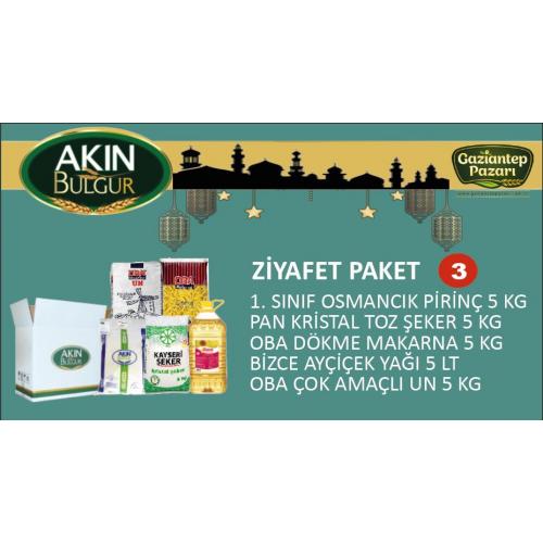 RAMAZAN PAKET-3